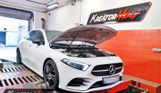Mercedes W177 A 220 2.0T 190 KM 140 kW 4Matic – chiptuning