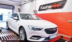 Opel Insignia II 1.5 Turbo 140 KM 103 kW – chiptuning