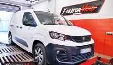 Peugeot Partner III 1.5 BlueHDI 102 KM 75 kW – chiptuning