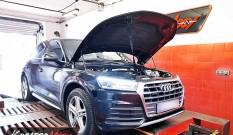 Audi Q5 40 TDI 2.0 190 KM 140 kW (DETA) – chiptuning