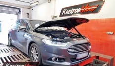 Ford Mondeo MK5 1.6 TDCI 115 KM 85 kW – chiptuning