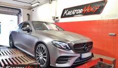 Mercedes C238 E 200 2.0 197 KM 145 kW – chiptuning