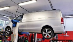 Mercedes Vito W447 116 CDI 163 KM 120 kW – usuwanie DPF