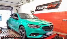 Opel Insignia B 2.0 Turbo D 170 KM 125 kW – chiptuning