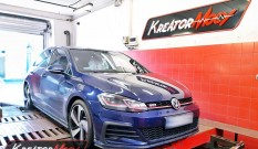 VW Golf 7 GTI 2.0 TSI 245 KM (DKTB) – chiptuning