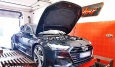 Audi A7 C8 45 TFSI 2.0 245 KM 180 kW (DKNA) – chiptuning