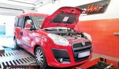 Fiat Doblo 2.0 MultiJet 135 KM 99 kW – chiptuning