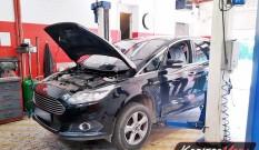 Ford S-Max MK2 2.0 TDCI 150 KM 110 kW – usuwanie DPF