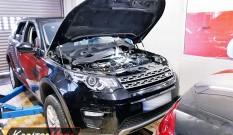 Land Rover Sport 2.0 TD4 180 KM – usuwanie DPF i SCR