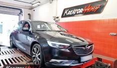 Opel Insignia B 1.5 Turbo 165 KM 121 kW – chiptuning