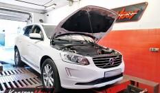 Volvo XC60 2.0 D3 150 KM 110 kW – chiptuning