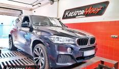 BMW F15 X5 xDrive35i 3.0T 306 KM 225 kW – chiptuning