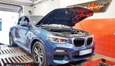 BMW X4 G02 xDrive25d 2.0d 231 KM 170 kW – chiptuning