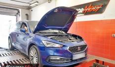 Seat Leon IV 1.5 eTSI 150 KM 110 kW (DFYA) – chiptuning