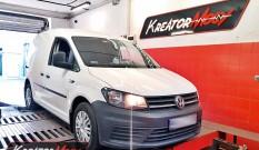 VW Caddy 2.0 TDI 75 KM 55 kW (DFSF) – chiptuning
