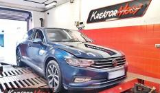 VW Passat B8 FL 2.0 TDI 150 KM 110 kW (DTSB) – chiptuning
