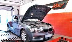 BMW 1 F20 116d 1.6d 116 KM 85 kW – chiptuning