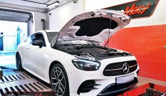 Mercedes C238 E Coupe 220d 2.0d 194 KM 143 kW – chiptuning
