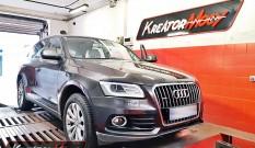 Audi Q5 3.0 TDI 245 KM 180 kW (CDUC) – chiptuning