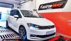 VW Touran 1.2 TSI 110 KM 81 kW (CYVB) – chiptuning