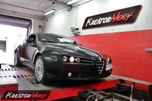 Alfa Romeo Brera 2.0 JTDM 170 KM