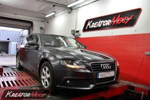 Audi A4 B8 2.0 TDI 120 KM