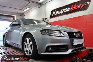 Audi A4 B8 2.0 TDI 136 KM