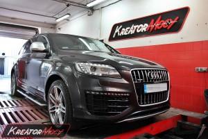 Audi Q7 4.2 TDI 326 KM