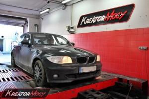 BMW 1 E87 118d 122 KM