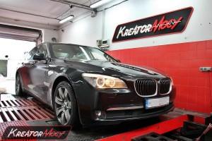 BMW 7 F01 730d 245 KM