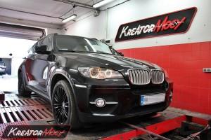 BMW X6 E71 xDrive35d 3.0sd 286 KM