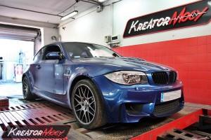 BMW 1 Coupe E82 135i 306 KM