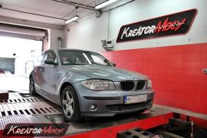Hamownia BMW 1 E87 116i 115 KM - zdjęcie 1