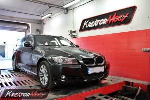 BMW 3 E91 320d 2.0d 177 KM