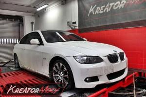 BMW 3 E92 335d 3.0sd 286 KM