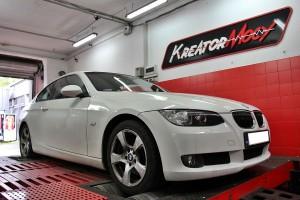 BMW 3 E92 325d 197 KM