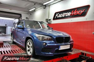 BMW X1 E84 xDrive20d 2.0d 177 KM