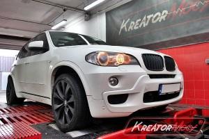BMW X5 E70 xDrive35d 3.0sd 286 KM