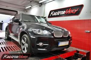 BMW X6 E71 xDrive35d 286 KM z aktywnym filtrem DPF