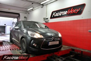 Citroen DS3 1.6 THP 156 KM