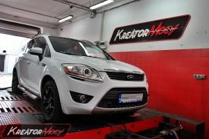 Hamownia Ford Kuga MK1 2.0 TDCI 140 KM