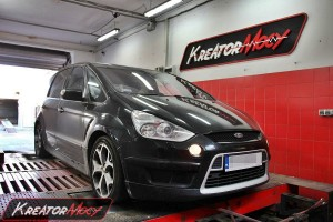 Ford S-MAX 2.2 TDCI 175 KM