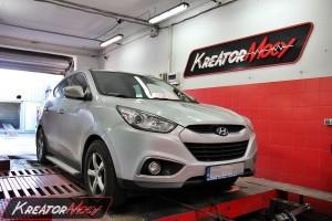 Hyundai ix35 1.7 CRDI 115 KM