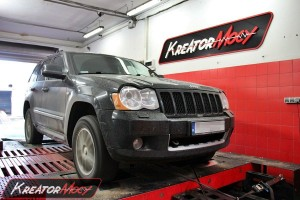 Jeep Grand Cherokee 3.0 CRD 218 KM