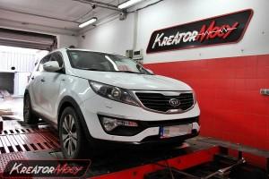 Kia Sportage 2.0 CRDI 136 KM