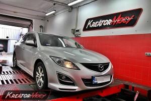 Mazda 6 2.2 MZR-CD 163 KM