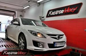Mazda 6 2.2 diesel 163 KM