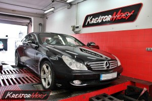 Mercedes W219 CLS 320 CDI 224 KM