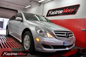 Mercedes R 320 CDI 4Matic 224 KM