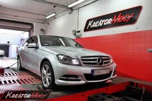 Mercedes W204 C 200 CDI 136 KM